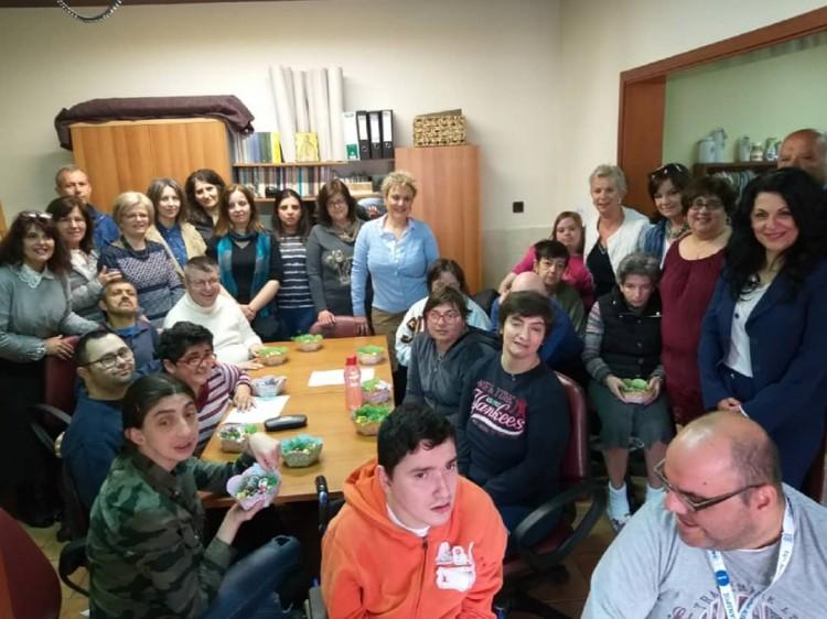 Επίσκεψη του ΚΑΠΑ και του 3ου Δημοτικού παιδικού σταθμού στο Κέντρο Μέριμνας