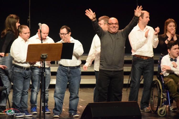 Το αδιαχώρητο στην ετήσια εκδήλωση του ΚΕΜΑΕΔ - Αφιερωμένη στην Μαρινέλλα η βραδιά (φωτογραφίες, βίντεο)